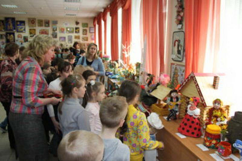Фото: В Рязани открыли областную выставку-конкурс Зеркало природы