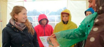 Фото: Детский эколого-биологический центр поучаствовал в организации фестиваля «Мама, папа, я!»
