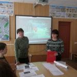 Фото: Рассказ об акциях ОГБУДО ДЭБЦ