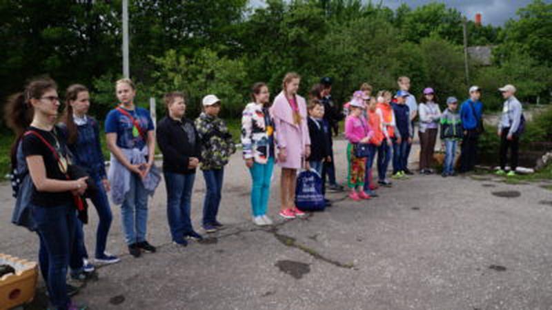 Фото: В ДЭБЦ состоялось открытие лагерной смены