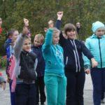 Волонтёры Александровской школы организовали «Сладкую ярмарку»