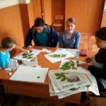 Воспитанники Рязанской школы-интерната готовят экскурсию по экотропе