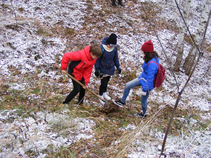 Фото: ДЭБЦ присоединился к акции живи лес