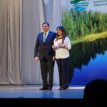 Директора центра наградили знаком Губернатора Рязанской области «За усердие»