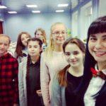 В Детском эколого-биологическом центре прошло открытое занятие по журналистике