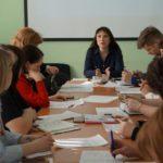 Сотрудники регионального модельного центра провели  обучающий семинар по созданию доступного дополнительного образования в Рязанском районе