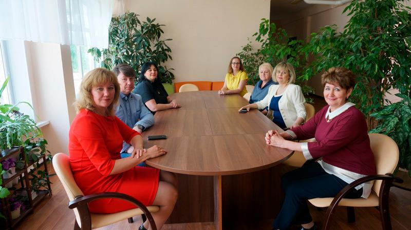 Представители регионального модельного центра обменялись опытом с коллегами из ЦФО