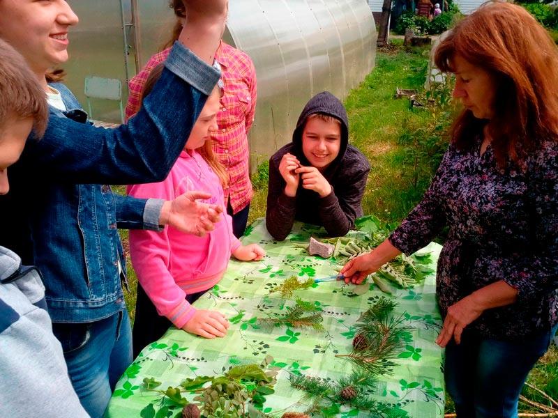 В центре прошёл «День юного исследователя природы»