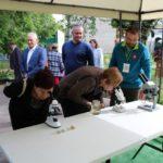 Члены Общественной палаты посетили Детский эколого-биологический центр