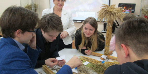 Педагог центра провела занятие на тему «Знатоки сельского хозяйства»