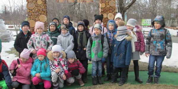 Интерактивная экскурсия в детском эколого-биологическом центре
