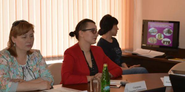 Педагог центра приняла участие в круглом столе «Добровольчество как инструмент развитие инклюзивной культуры»