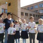 Обучающиеся Центра провели акцию по защите первоцветов
