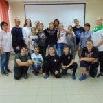Закрытие лагеря труда и отдыха Детского эколого-биологического центра