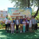 В Детском эколого-биологическом центре вручили ребятам значки «Эколят»
