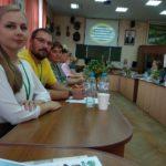 Рязанская делегация обсудила инновационные разработки образовательной программы для школьных лесничеств в Воронеже