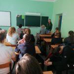 В Пителинской школе открылись агроклассы