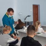Обучающиеся Центра проверили свои экологические знания в рамках акции «ЭкоТолк»