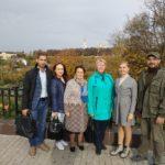 Делегация Детского эколого-биологического центра обменялась опытом со станцией юных натуралистов «Патриарший сад» города Владимира