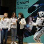 Директор детского эколого-биологического центра выступила на открытии фестиваля RUKAMI