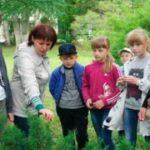 Летом педагоги Детского эколого-биологического центра проводят практические занятия для школьников и студентов