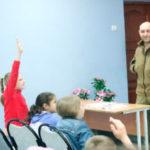 С обучающимися детского эколого-биологического центра встретились волонтёры поискового отряда «LIZA ALERT»