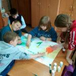 Воспитанники Рязанской школы-интерната приняли участие в фестивале экологических газет