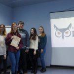 В клубе «Филин» прошли мастер-классы по организации пресс-конференции и созданию журнала