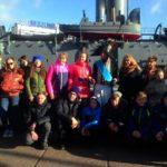 Юные рязанцы посетили Петербург в рамках национальной программы детского туризма