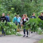 Детский эколого-биологический центр принял участие в организации «Всероссийского экологического субботника «Зелёная Россия»