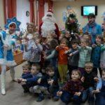 В Детском эколого-биологическом центре открыли «Новогоднюю сказку»