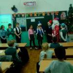 Обучающиеся центра подготовили новогоднюю программу для детей