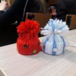 В Семено-Оленинской школе прошло открытое занятие объединения «Флористика и аранжировка»