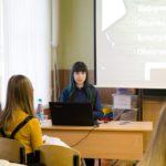 Сотрудники центра приняли участие в проведении конкурса «Своя позиция»