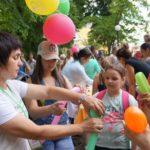 Сотрудники центра приняли участие в организации фестиваля «Во!СемьЯ!»