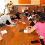 В Спасском районе прошло открытое занятие для объединения «Агроном – старт в профессию»