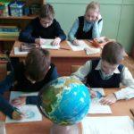 Для обучающихся объединения «Природная мастерская» провели занятие, приуроченное Дню Земли