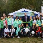 Детский эколого-биологический центр на фестивале «Спожинки»