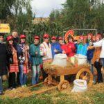 Детский эколого-биологический центр примет участие в фестивале «Спожинки»
