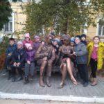 Обучающиеся центра посетили биостанцию Рязанского государственного университета