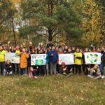Информация об участии образовательных организаций Рязанской области во Всероссийской акции «Живи, лес!»