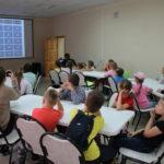 «Своя игра» в Детском эколого-биологическом центре