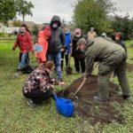 Детский эколого-биологический центр принял участие в акции «Лес Победы»