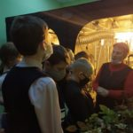 Профориентация школьников в Детском эколого-биологическом центре