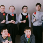 Акция «Красный тюльпан» прошла в нашем Центре